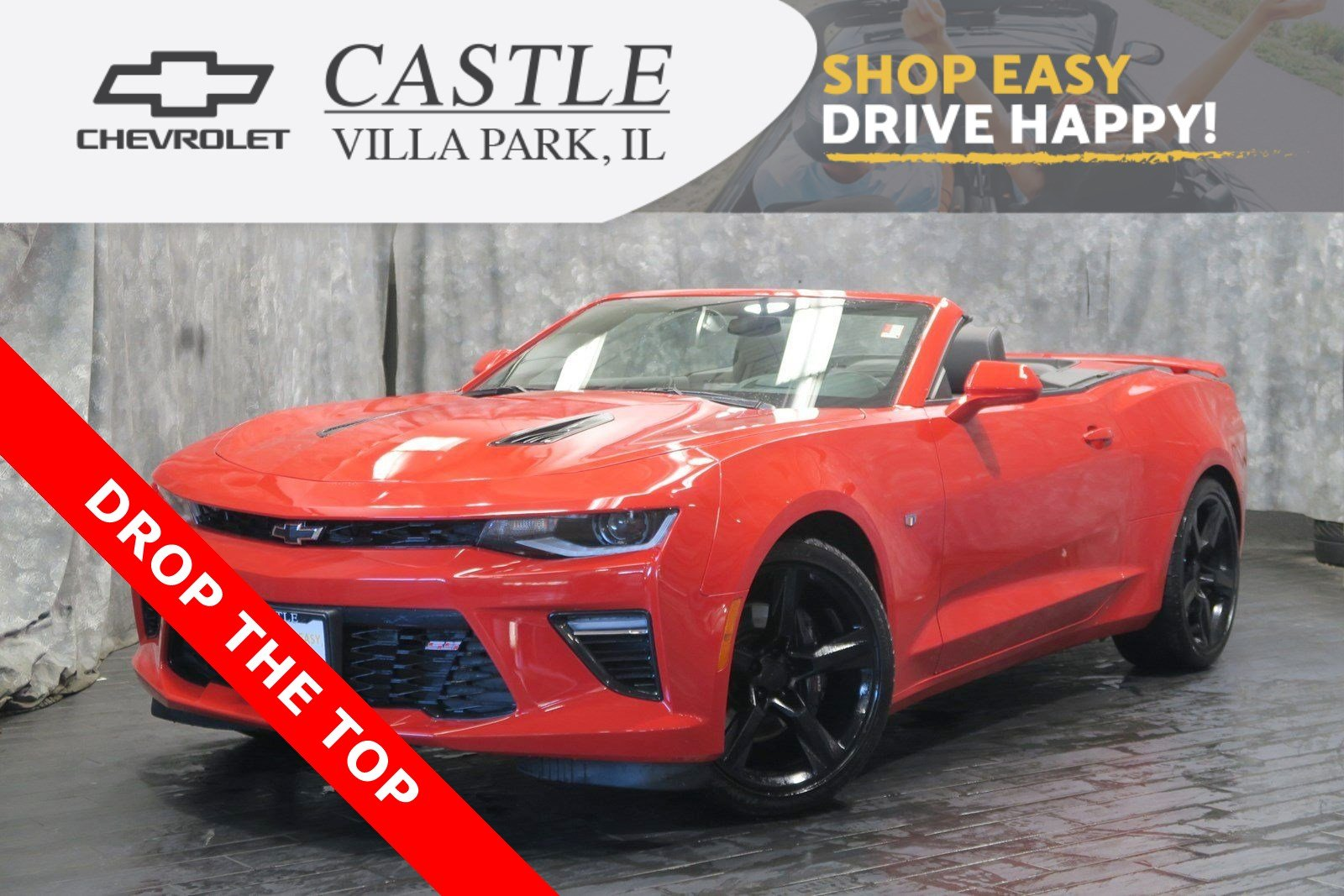 Pre Owned 2017 Chevrolet Camaro 2ss