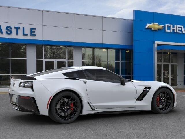 New 2019 Chevrolet Corvette Z06 2LZ RWD 2dr Car