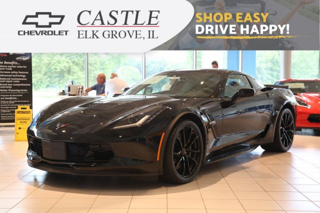 New 2019 Chevrolet Corvette Grand Sport 2LT RWD 2dr Car