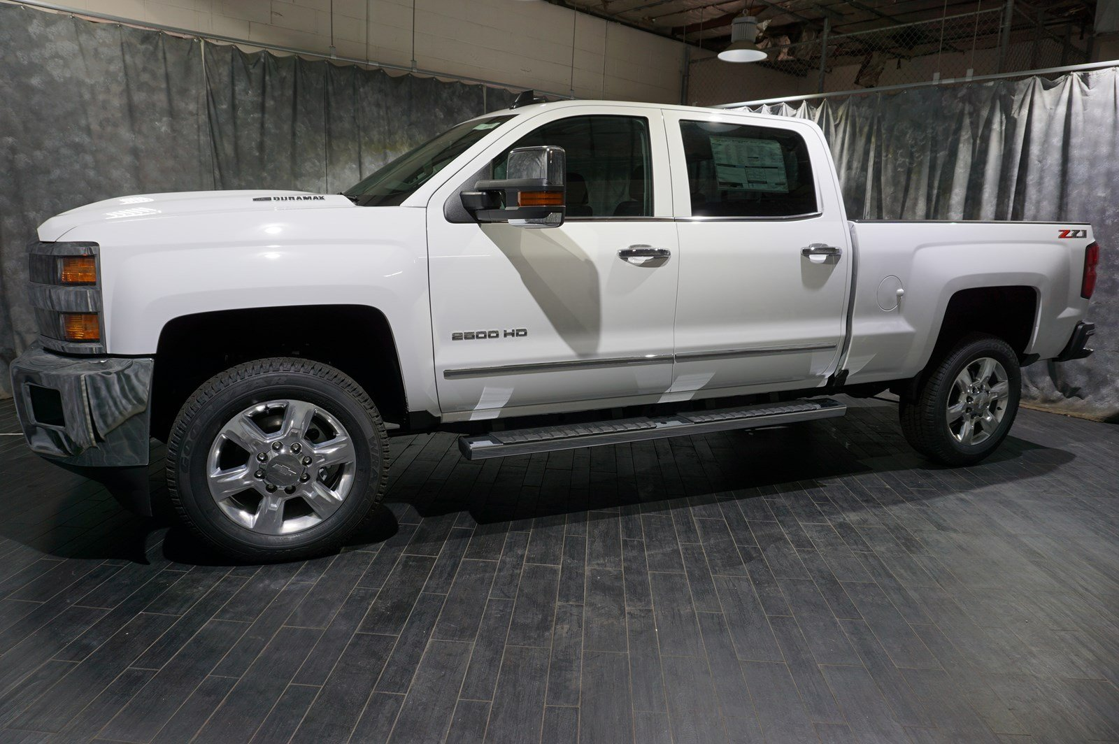 New 2019 Chevrolet Silverado 2500hd Ltz Crew Cab Pickup In Villa Tow Vehicle Alternator To Trailer Battery Wiring 7way Ford Truck Park 63854 Castle