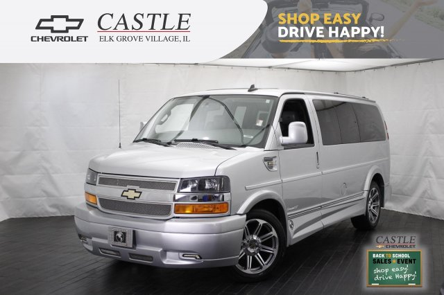 Pre Owned 2016 Chevrolet Express Cargo Van Work Van Rwd Full Size Cargo Van