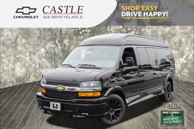 New 2019 Chevrolet Express Cargo Van Work Van Rwd Full Size Cargo Van