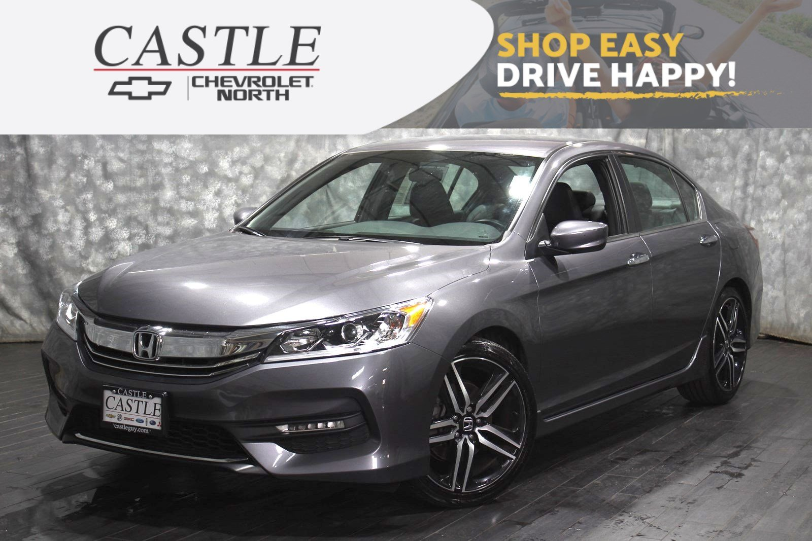 pre owned 2017 honda accord sedan sport se 4dr car in villa park rh castlechevycars com