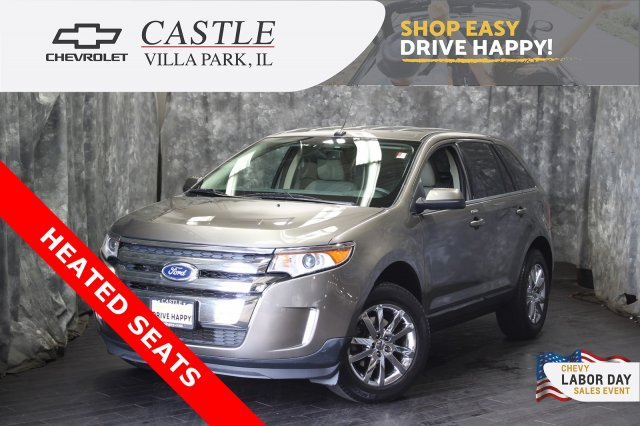 Pre Owned 2014 Ford Edge Limited Fwd Sport Utility