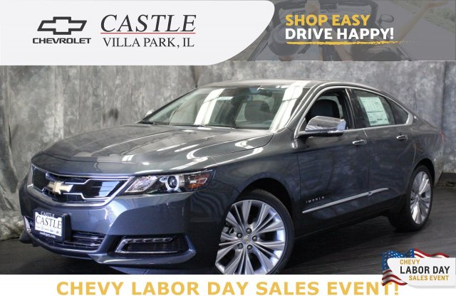 New 2019 Chevrolet Impala Premier Fwd 4dr Car