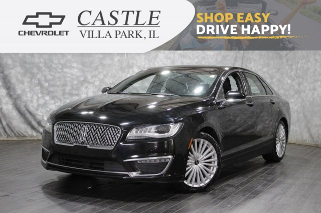 Pre-Owned 2017 Lincoln MKZ Hybrid Black Label With Navigation