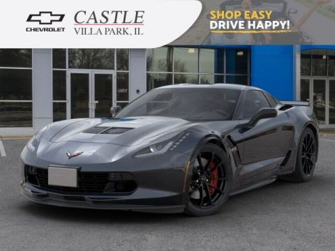 New 2019 Chevrolet Corvette Grand Sport 2LT