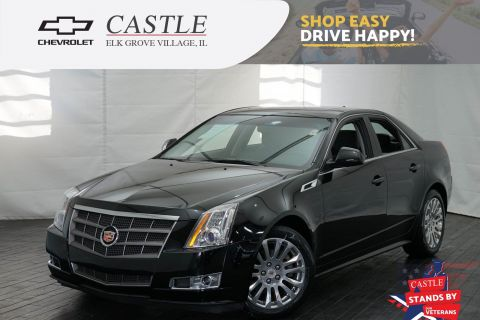 Pre-Owned 2011 Cadillac CTS Sedan Performance