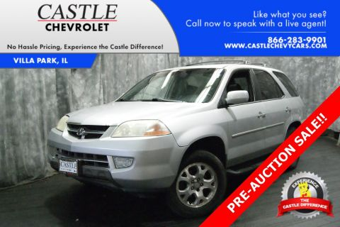 Pre-Owned 2002 Acura MDX Touring Pkg