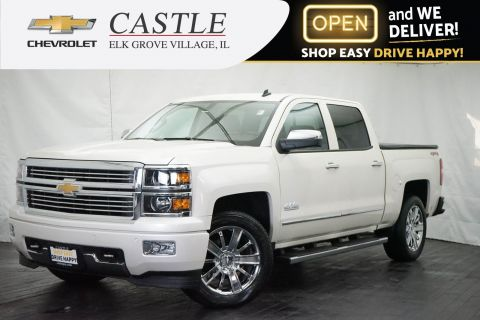 Pre-Owned 2014 Chevrolet Silverado 1500 High Country