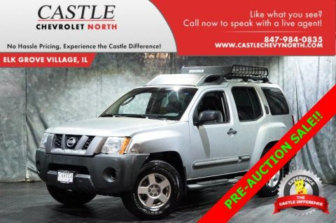 Pre-Owned 2005 Nissan Xterra S